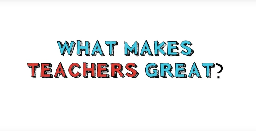 """Great teachers become great."" -Mary Kooy"